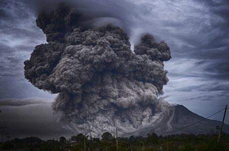 Сиви и червени вулкани
