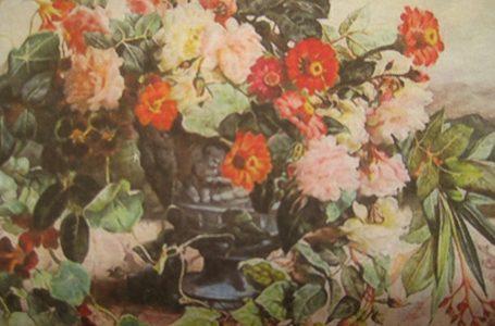 Феята, която рисува цветя – Мари Октави