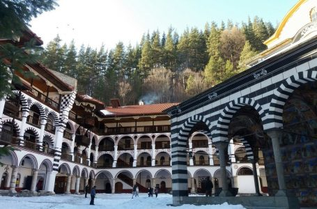 Le monastère de Rila, le bijou de la Bulgarie