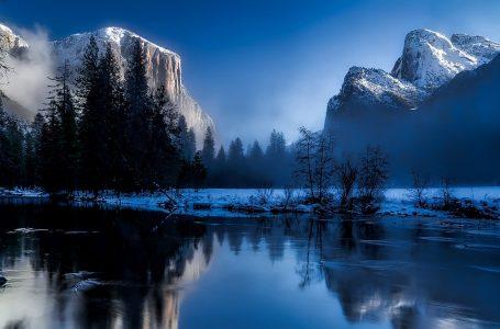 Първият национален парк