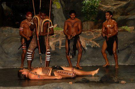 Вярванията на аборигените