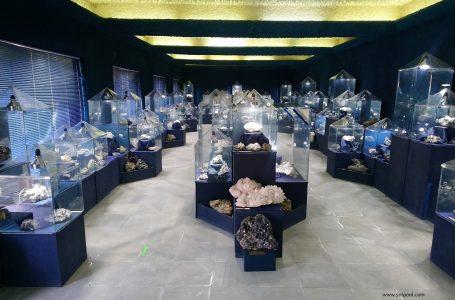Кристалната зала Родопски кристал – град Мадан