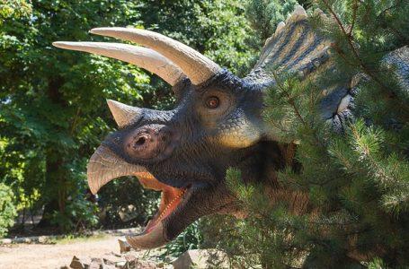 Защитата на тревопасните динозаври