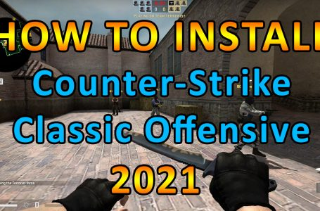 How to install Counter-Strike: Classic Offensive (2021)