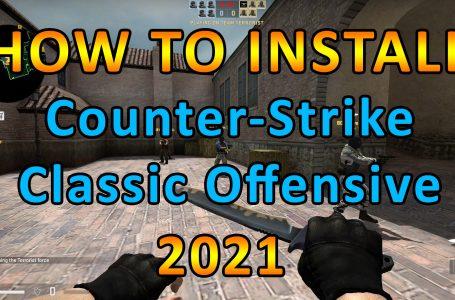 Как да инсталираме Counter-Strike: Classic Offensive (2021)