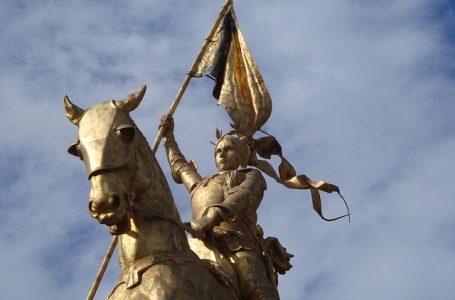 Jeanne d'Arc, de bergère à Sainte